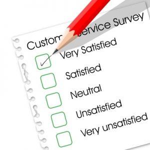 Las mejores preguntas que le puede hacer a su cliente en una encuesta post-purchase